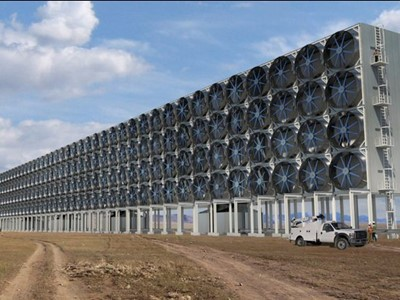 CO2 iz zraka – industrijska sirovina
