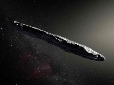Potvrđeno opažanje prvog međuzvjezdanog asteroida