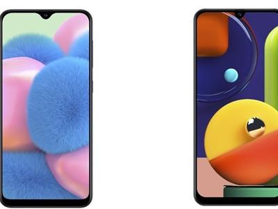 Predstavljeni Samsungovi Galaxy A50s i Galaxy A30s
