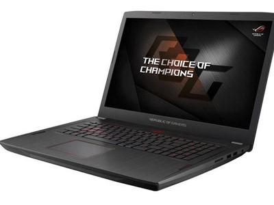 ROG Strix GL702ZC - prvi gamerski laptop s Ryzenom