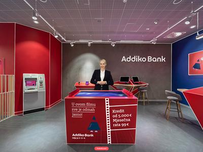 Addiko Virtualna poslovnica osvojila nagradu za najbolju europsku inovaciju