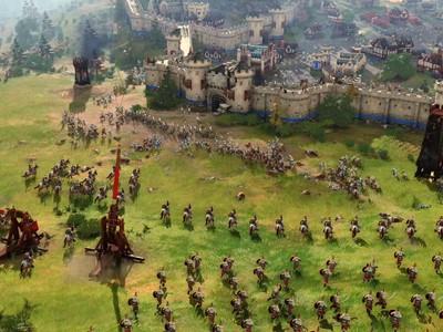 Age of Empires IV zakazan za kraj kolovoza