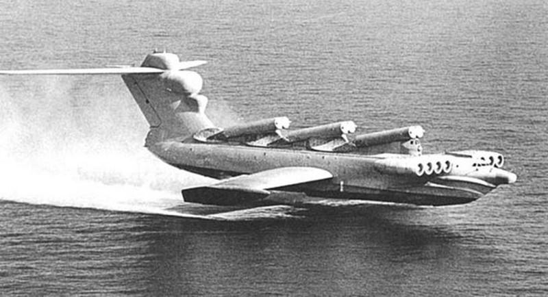 MD-160 ekranoplan opremljen balističkim raketama iz šezdesetih godina ukazuje da Airfish8 nije baš posve inovativan niti je tehnologija revolucionarna