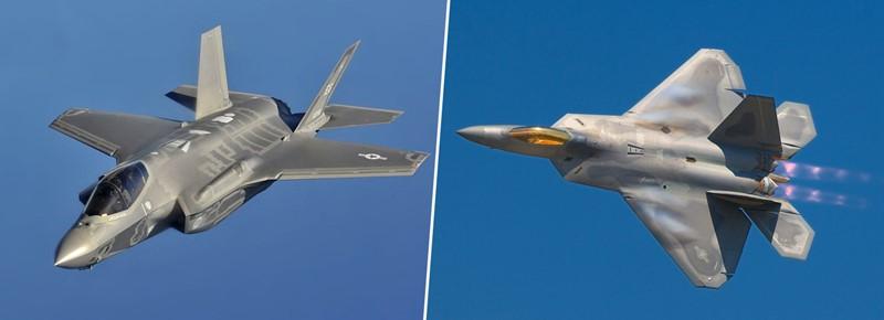 F-35 i F22