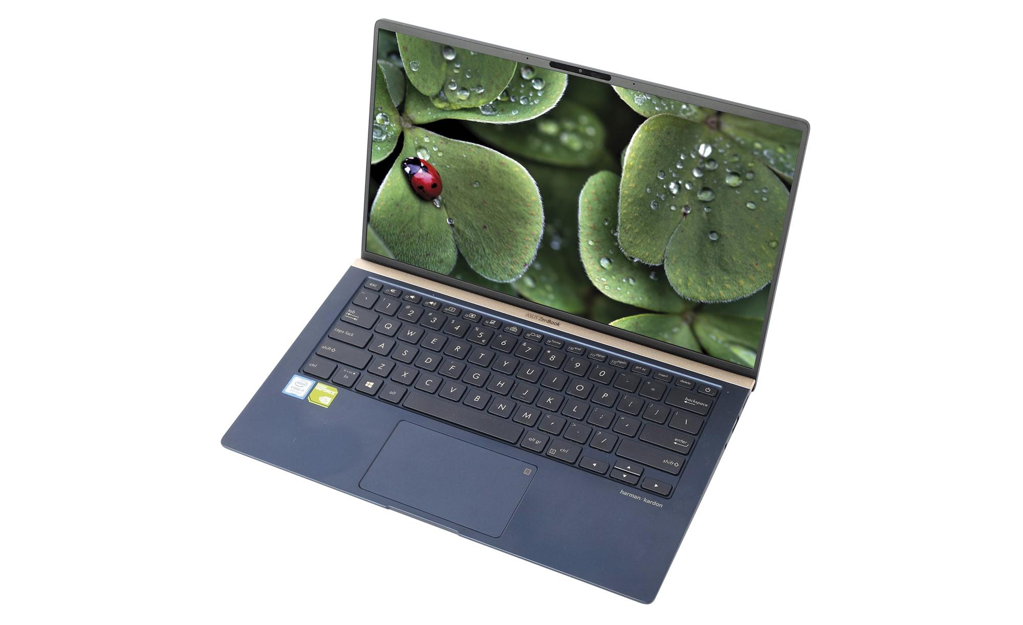 Asus ZenBook 14 UX433FN-A5021R - Lagan, lakši, najlakši