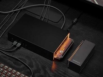 FireCuda Gaming Dock, gamerska ciglica s mnoštvom podatkovnog prostora i portova