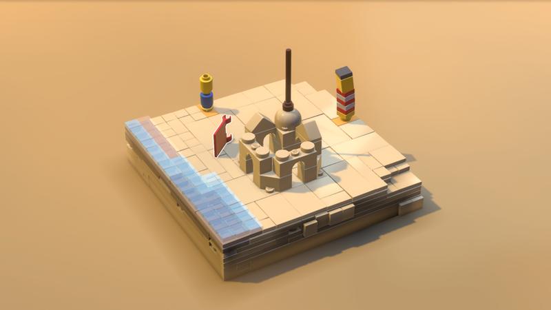 jednostavna, no brza grafika iz originalne verzije igre
