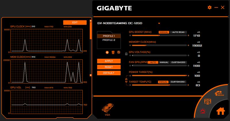 Gigabyteovom softveru dobro bi došao facelift