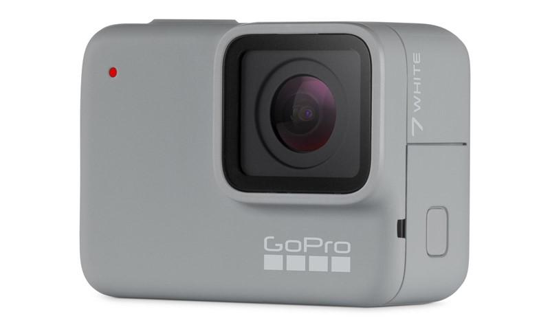 Svijetlosivi HERO7 White namijenjen je onima koji su tek zakoračili u svijet akcijskih kamera i ne trebaju im 4K snimke