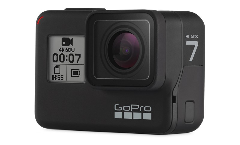 HERO7 Black – jedini od GoProovog aktualnog trojca sa statusnim ekrančićem s prednje strane, ali tu je još pregršt drugih prednosti zbog kojih će biti prvi izbor zahtjevnijih korisnika