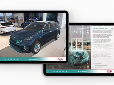 Kia Motors kroz aplikaciju 'Go Electric' objašnjava sve detalje o hibridima i električnim vozilima