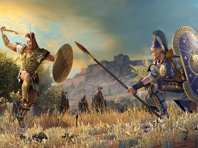 Najavljen A Total War Saga: Troy, izlazi iduće godine