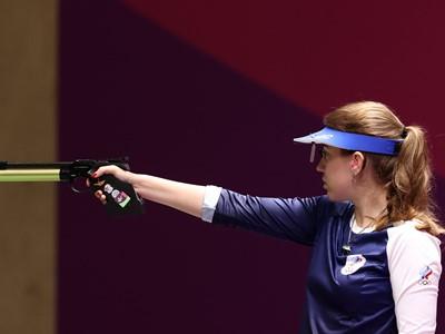Olimpijka osvojila zlato noseći medaljon iz Witchera
