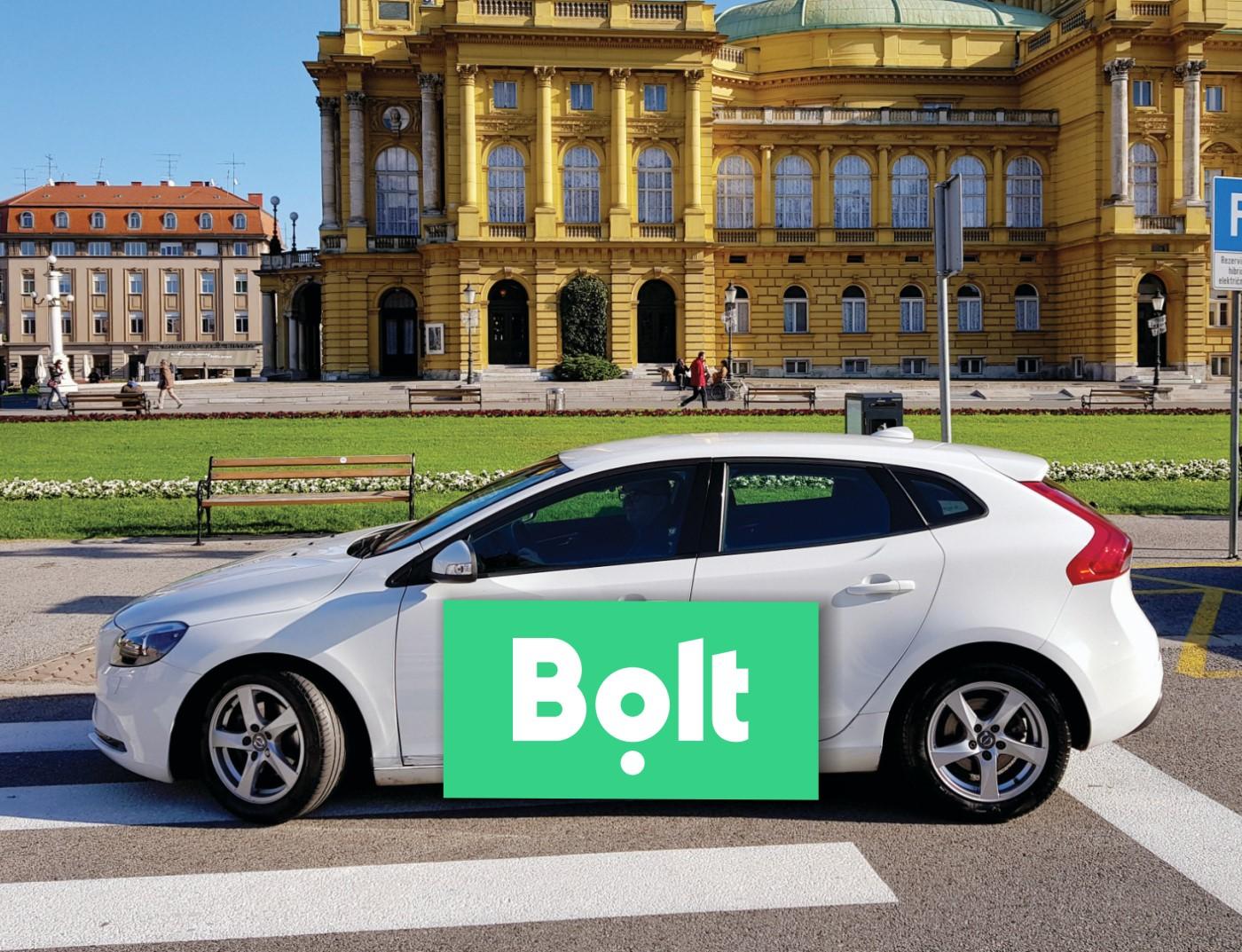 Bolt Taksi