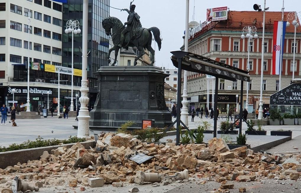 U Dva Tjedna U Zagrebu Zabiljezeno 125 Manjih Potresa Događaji Bug Hr