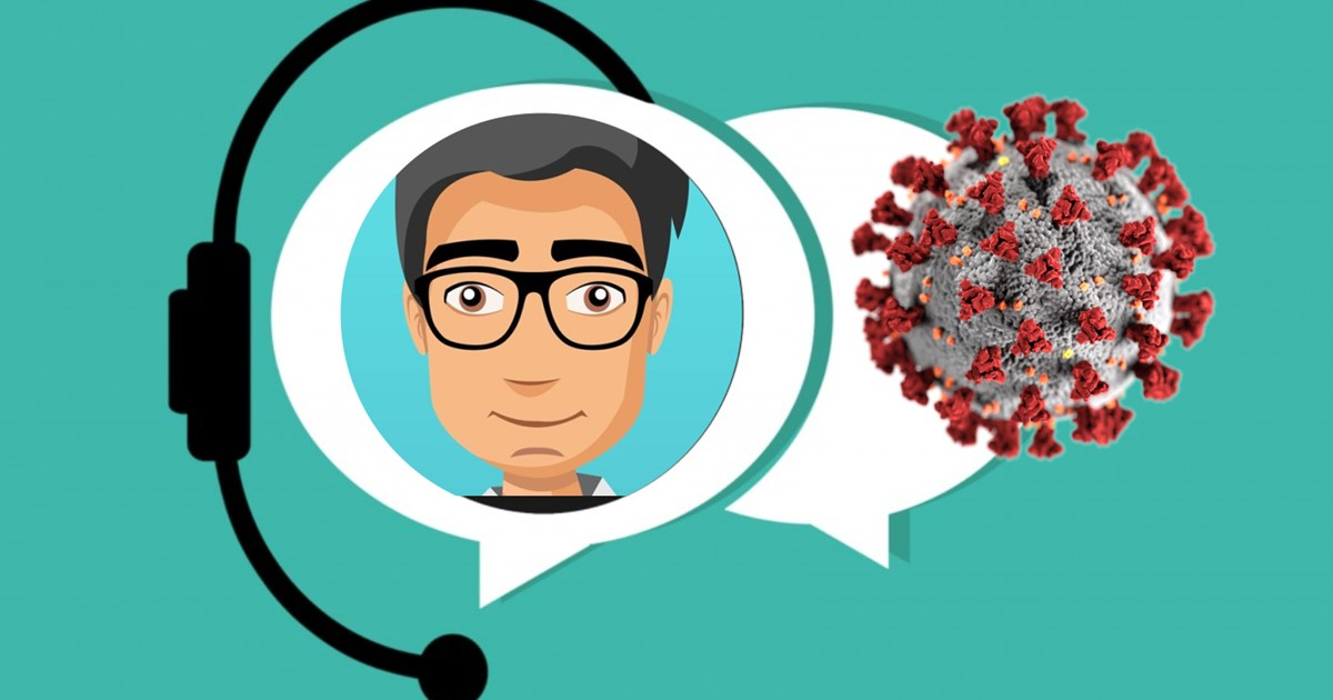 Vlada RH lansirala chatbot Andriju za borbu protiv koronavirusa